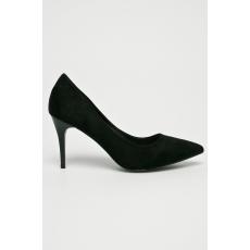 ANSWEAR - Tűsarkú cipő Qinba - fekete - 1352823-fekete
