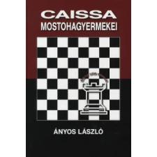 Ányos László CAISSA MOSTOHAGYERMEKEI sport