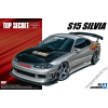 AOSHIMA - Nissan S15 Silvia Top Secret 1999
