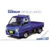 AOSHIMA - Subaru TT2 Sambar Truck WR Blue Limited 2011