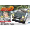 AOSHIMA - Toyota Fujiwara Takumi Ae86 Sprinter Trueno (Project-D Ver)