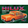 AOSHIMA - Toyota Hilux Double Cab Graphics Pick Up Truck