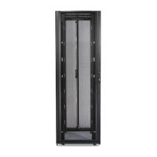 APC 42U NetShelter SX 750x1070 - fekete 19'' rack szekrény szerver