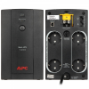 APC Power-Saving Back-UPS, 1400U-GR, AVR, 230V, USB