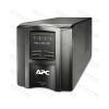 APC Smart-UPS SMT750I (6 IEC13) 750VA (500 W) LCD 230V, LINE-INTERACTIVE szünetmentes tápegység, torony - USB interfész