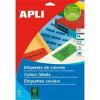 APLI 210x297 mm sárga Etikett (20 lap)