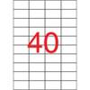 APLI 52,5x29,7 mm univerzális Etikett (100 lap)