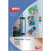 APLI Etikett, hűtőmágnes, 210x297 mm, APLI