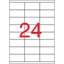 APLI Etikett, univerzális, 70x35 mm, APLI, 12000 etikett/csomag etikett