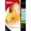 APLI Everyday tintasugaras fényes fotópapír, A4, 180 g r