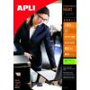 "APLI Fotópapír, tintasugaras, A4, 170 g, matt, kétoldalas, APLI ""Presentations"