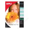 APLI Fotópapír, tintasugaras, A4, 180 g, fényes, APLI Everyday (LEAA11475)
