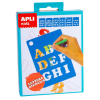 Apli Kids Apli Mini Kit sablonok - betűk