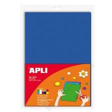 APLI Moosgumi, 200x300 mm, APLI Eva Sheets, vegyes színek (LCA12372) irodai kellék