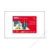 APLI Moosgumi, 400x600 mm, APLI Eva Sheets, fehér (LCA12769)
