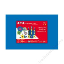 APLI Moosgumi, 400x600 mm, APLI Eva Sheets, kék (LCA12763) dekorgumi