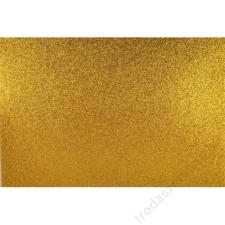 APLI Moosgumi, 400x600 mm, glitteres, APLI Eva Sheets, arany (LCA13175) dekorgumi