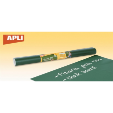 APLI Öntapadó tábla, krétával írható, APLI, zöld információs tábla, állvány