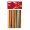 APLI Pálca, fa, 150x5 mm, APLI, színes (LCA13482)