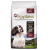 Applaws 15kg Applaws Adult Small & Medium Breed csirke & bárány száraz kutyatáp