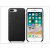 Apple Apple iPhone 8 Plus/iPhone 7 Plus eredeti gyári bőr hátlap - MQHM2ZM/A - black