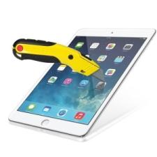 Apple iPad Air / iPad Air 2 / iPad Pro 9.7, Kijelzővédő fólia, ütésálló fólia, Tempered Glass (edzett üveg), Clear mobiltelefon előlap