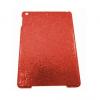 Apple iPad Mini / iPad Mini 2 / iPad Mini 3, Műanyag hátlap védőtok, csillogós, piros