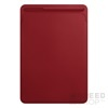 Apple iPad Pro 10.5 Leather Sleeve gyári bőr védőtok, (PRODUCT)RED, MR5L2