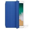 Apple iPad Pro 10.5 Leather Smart Cover gyári bőr tok, elektromos kék, MRFJ2ZM/A