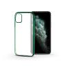 Apple iPhone 11 Pro szilikon hátlap - Electro Matt - zöld