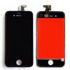 Apple iPhone 4s, AAA LCD kijelző érintőpanellel és kerettel, fekete