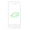 Apple iPhone 5G fehér üveg