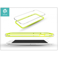Apple iPhone 6/6S hátlap - Devia Classic Bumper - lemon green tok és táska