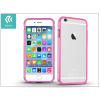 Apple iPhone 6/6S hátlap - Devia Classic Bumper - pink