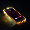 Apple iPhone 6/6S hátlap - IMAK Flashing - gold/transparent