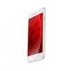 Apple iPhone 6 / 6S, Kijelzővédő fólia, ütésálló fólia, Tempered Glass (edzett üveg), Forcell Flexi Glass, Clear