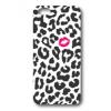 Apple iPhone 6 / 6S, Műanyag hátlap védőtok, lyukacsos, sötétkék