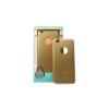 Apple iPhone 6 / 6S, Műanyag hátlap védőtok, Usams Roy, arany
