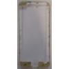 Apple iPhone 6 Plus 5.5 érintőplexi keret fehér