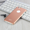 Apple iPhone 6 Plus/6S Plus hátlap - IMAK Jazz Logo - rose gold