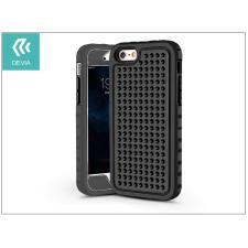 Apple iPhone 7/iPhone 8 ütésálló védőtok - Devia Armour Shockproof - black tok és táska