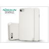 Apple iPhone 7 oldalra nyíló flipes tok - Nillkin Sparkle - fehér