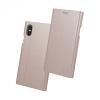 Apple iPhone 7 Plus / 8 Plus, Oldalra nyíló tok, stand, Beeyo Grande, vörösarany