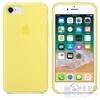 Apple iPhone 8/7  gyári szilikon hátlap tok, limonádé sárga, MRFU2ZM/A
