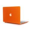 """Apple MacBook Pro 13 (2016 / 2017) (13.3"""") A1707 / A1708, Műanyag hátlap védőtok, narancs"""