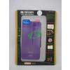 Apple Mercury Apple iPhone 4G/4S elő- és hátlapi kijelzővédő fólia lila