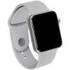 Apple Watch 3 GPS + Cellular 38mm Silver Alu Case Fog Sport Band  MQKF2ZD/A