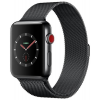 Apple Watch 3 GPS + Cellular 42mm Space Grey Alu Case Grey Sp Band  MR302ZD/A