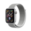 Apple Watch Series 4 44mm Aluminium Silver Seashell Band MU6C2 okosóra
