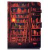 """AppleKing Borító iPad 9.7"""" (2017/2018) / iPad Air - könyvtár"""